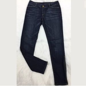 CURRENT/ELLIOTT The Cropped Legging Jeans (E4)